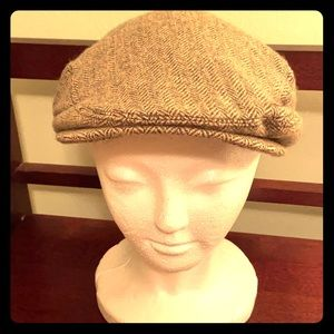 Abercrombie Vintage Durby Hat One Size Fits All